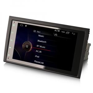 Navigatie auto, Pachet dedicat AUDI A4, 8 inch, Android 10.05
