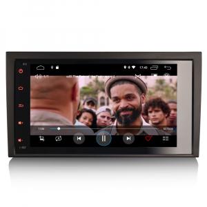Navigatie auto, Pachet dedicat AUDI A4, 8 inch, Android 10.06