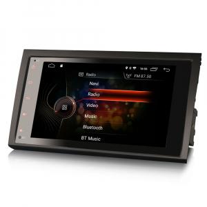 Navigatie auto, Pachet dedicat AUDI A4, 8 inch, Android 10.01