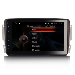 Navigatie auto, Pachet dedicat Mercedes BENZ, Android 10.0, 8 inch0