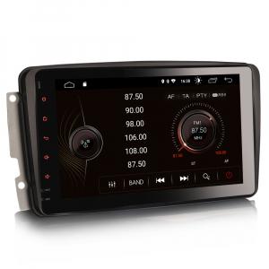 Navigatie auto, Pachet dedicat Mercedes BENZ, Android 10.0, 8 inch4