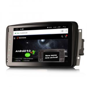 Navigatie auto, Pachet dedicat Mercedes BENZ, Android 10.0, 8 inch2