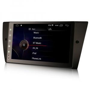 Navigatie auto, Pachet dedicat BMW Seria 3 ,8 inch, Android 105
