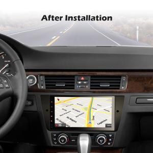Navigatie auto, Pachet dedicat BMW Seria 3 ,8 inch, Android 107