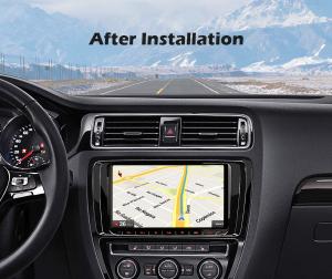 Navigatie auto, Pachet dedicat VW/SEAT/SKODA, Android 10 , 9 inch [7]