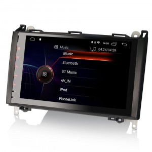 Navigatie auto, Pachet dedicat Mercedes BENZ, Android 10.0, 9 inch [4]