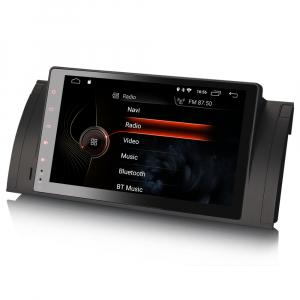 Navigatie auto, Pachet dedicat BMW Seria 5,9 inch, Android10.0 [3]