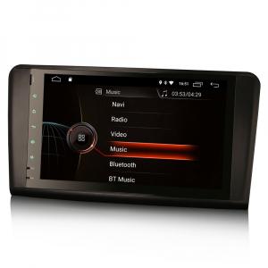 Navigatie auto, Pachet dedicat Mercedes BENZ ML/GL , Android 10.0, 9 inch4