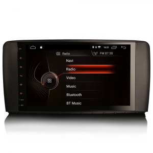 Navigatie auto, Pachet dedicat Mercedes BENZ R CLASS , Android 10.0, 9 inch0