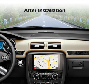 Navigatie auto, Pachet dedicat Mercedes BENZ R CLASS , Android 10.0, 9 inch7