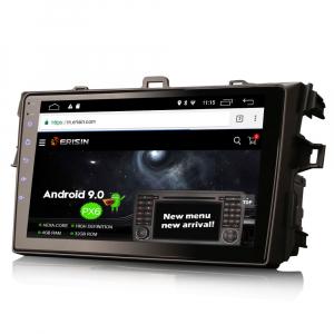 Navigatie auto, Pachet dedicat TOYOTA COROLLA, 9 inch, Android 101