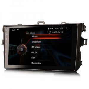 Navigatie auto, Pachet dedicat TOYOTA COROLLA, 9 inch, Android 103