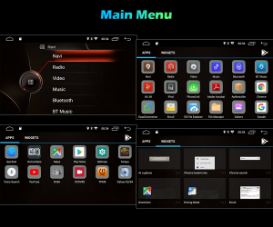 Navigatie auto, Pachet dedicat TOYOTA COROLLA, 9 inch, Android 108
