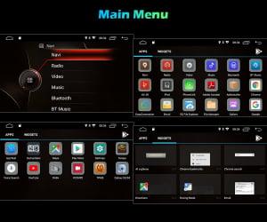 Navigatie auto, Pachet dedicat TOYOTA RAV4, 9 inch, Android 108