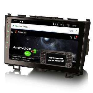 Navigatie auto, Pachet dedicat HONDA CR-V, 9 inch, Android 102