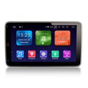 Navigatie auto universala 2DIN, 10.1 inch, Android 10.00