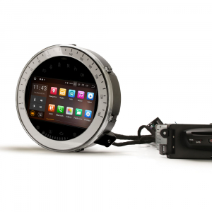 Navigatie auto, Pachet dedicat BMW Mini Cooper, 7 Inch, Android 10.01