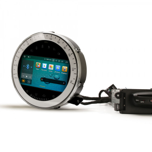 Navigatie auto, Pachet dedicat BMW Mini Cooper, 7 Inch, Android 10.04