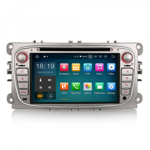 Navigatie auto 2 din, Pachet dedicat FORD Ford Focus Mondeo, Galaxy,Android 10, 7 inch [0]