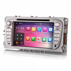 Navigatie auto 2 din, Pachet dedicat FORD Ford Focus Mondeo, Galaxy,Android 10, 7 inch [2]