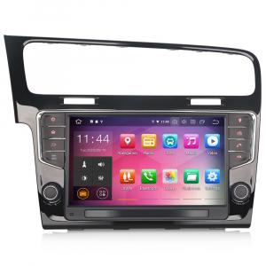 Navigatie auto 2 din, Pachet dedicat VW GOLF VII/7, Android 10, 9 inch [0]