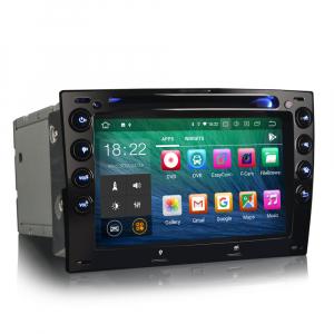 Navigatie auto, Pachet dedicat RENAULT MEGANE, Android 10.0,7 INCH [3]