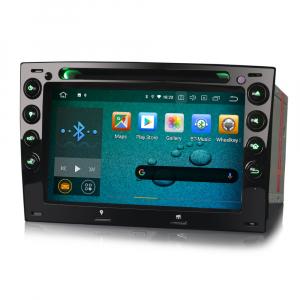 Navigatie auto, Pachet dedicat RENAULT MEGANE, Android 10.0,7 INCH [4]
