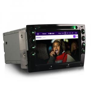 Navigatie auto, Pachet dedicat RENAULT MEGANE, Android 10.0,7 INCH [5]