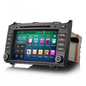 Navigatie auto, Pachet dedicat Mercedes BENZ, Android 10.0,8 inch6