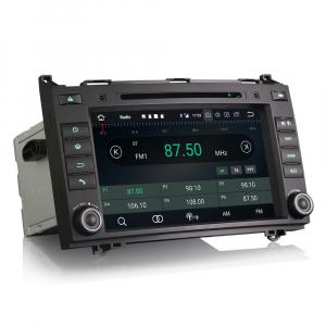 Navigatie auto, Pachet dedicat Mercedes BENZ, Android 10.0,8 inch7