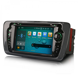 Navigatie auto, Pachet dedicat SEAT IBIZA, Android 10.0,7 inch [5]