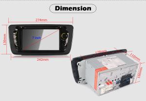 Navigatie auto, Pachet dedicat SEAT IBIZA, Android 10.0,7 inch [10]
