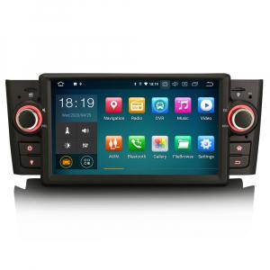 Navigatie auto, Pachet dedicat Fiat Punto Linea ,7 inch, Android 100