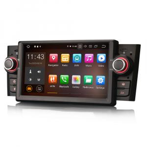 Navigatie auto, Pachet dedicat Fiat Punto Linea ,7 inch, Android 103
