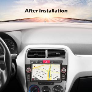 Navigatie auto, Pachet dedicat Fiat Punto Linea ,7 inch, Android 1010