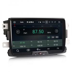 Navigatie auto, Pachet dedicat RENAULT/DACIA, Android 10.0; 8 Inch6