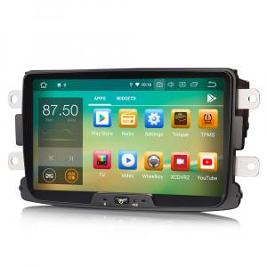 Navigatie auto, Pachet dedicat RENAULT/DACIA, Android 10.0; 8 Inch3