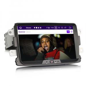 Navigatie auto, Pachet dedicat RENAULT/DACIA, Android 10.0; 8 Inch4