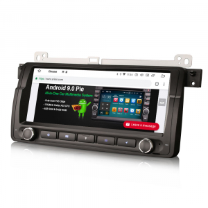 Navigatie auto, Pachet dedicat BMW Seria 3 ,8.8 inch, Android 10 [2]