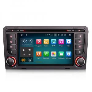 Navigatie auto, Pachet dedicat Audi A3/S3, Android 10.0; 7 Inch0
