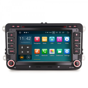 Navigatie auto 2 din, Pachet dedicat VW/SEAT/SKODA, Android 10 ,7 inch0