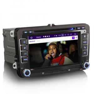 Navigatie auto 2 din, Pachet dedicat VW/SEAT/SKODA, Android 10 ,7 inch [5]