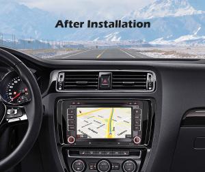 Navigatie auto 2 din, Pachet dedicat VW/SEAT/SKODA, Android 10 ,7 inch [8]