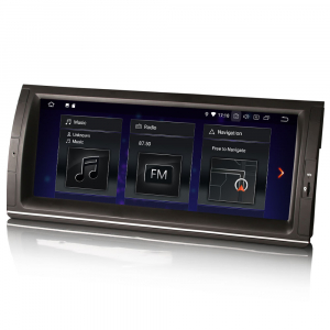 Navigatie auto, Pachet dedicat BMW Seria 5 ,10.25 inch, Android 10.0 [5]