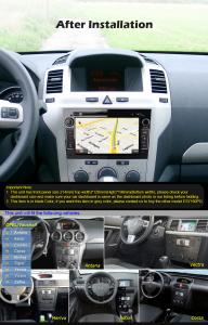 Navigatie auto, Pachet dedicat Opel Vivaro Combo Antara, 7 Inch, Android 10.0 [8]