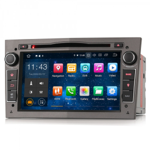 Navigatie auto, Pachet dedicat Opel Antara Zafira Combo, 7 Inch, Android 10.0 [4]