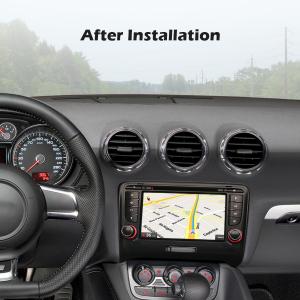 Navigatie auto, Pachet dedicat AUDI TT, Android 10.0, 7 Inch7
