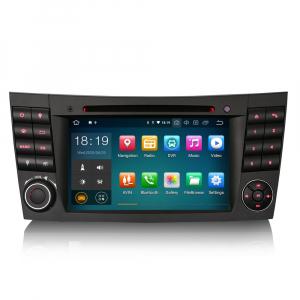 Navigatie auto, Pachet dedicat Mercedes E Class W211 CLS Class W219, Android 10.0, 7 inch0