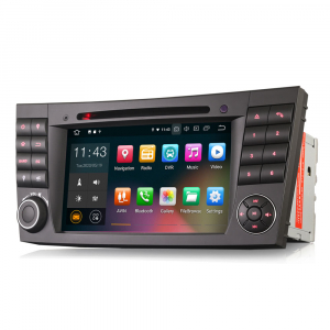 Navigatie auto, Pachet dedicat Mercedes E Class W211 CLS Class W219, Android 10.0, 7 inch2
