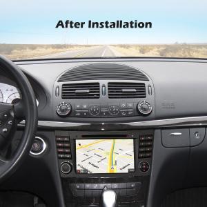 Navigatie auto, Pachet dedicat Mercedes E Class W211 CLS Class W219, Android 10.0, 7 inch6